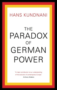 The Paradox of German Power revised cover